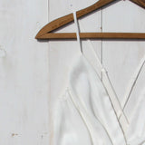 Caravan Romper in White: Alternate View #3