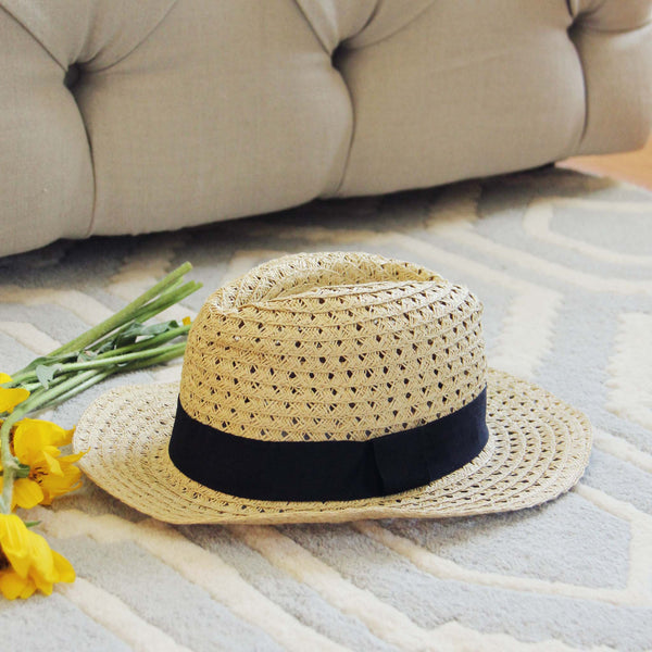 Midsummer Fedora: Featured Product Image