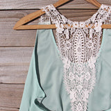 Mist & Lace Dress: Alternate View #2