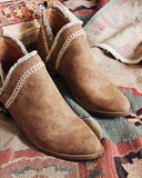 Moccasin Booties: Alternate View #2