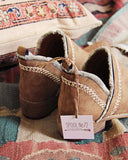 Moccasin Booties: Alternate View #3