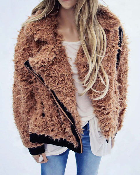 Mongolian Shearling Coat: Featured Product Image