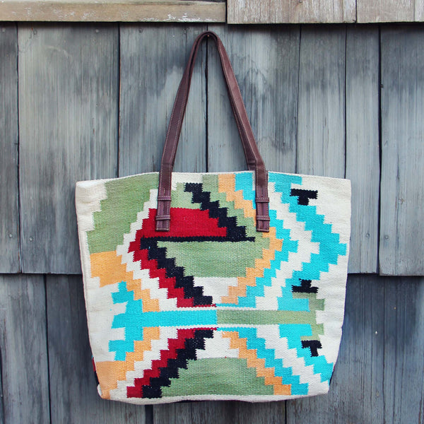 Montana Frost Tote: Featured Product Image