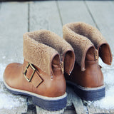 Montana Sherpa Boots: Alternate View #1