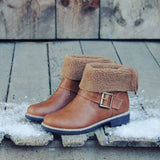 Montana Sherpa Boots: Alternate View #3