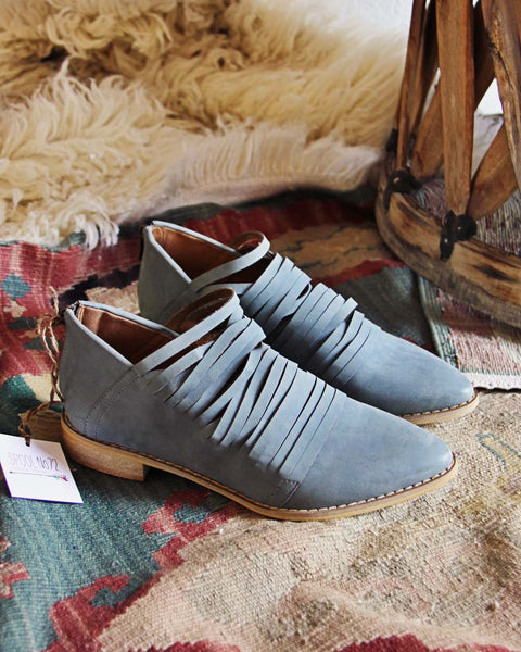 Montana Sky Booties: Featured Product Image