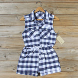 Montana Summer Romper: Alternate View #1
