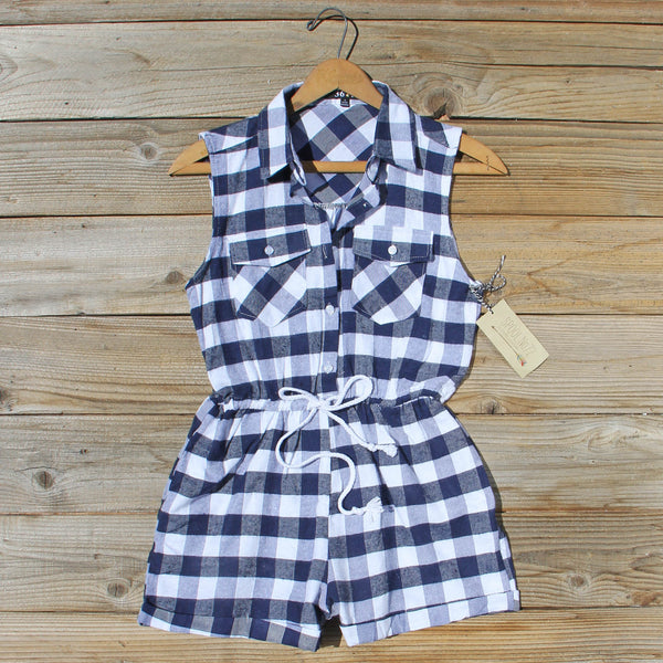 Montana Summer Romper: Featured Product Image