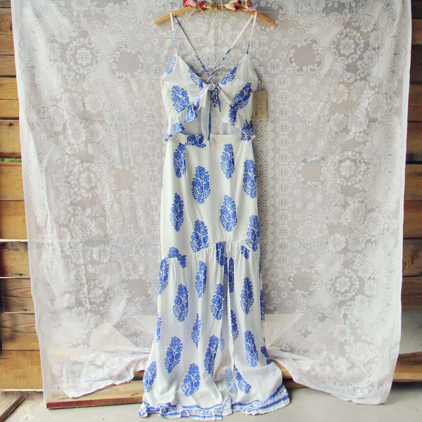 Moon Palace Maxi Dress: Featured Product Image