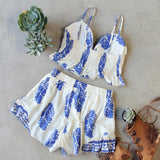 Moon Palace Romper Set: Alternate View #4