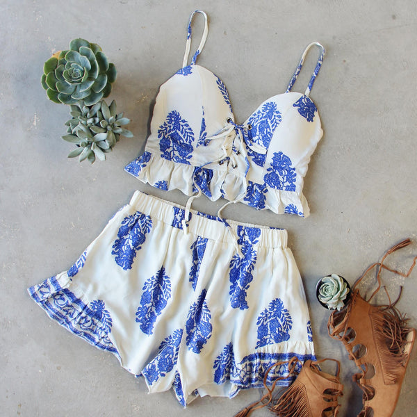 Moon Palace Romper Set: Featured Product Image