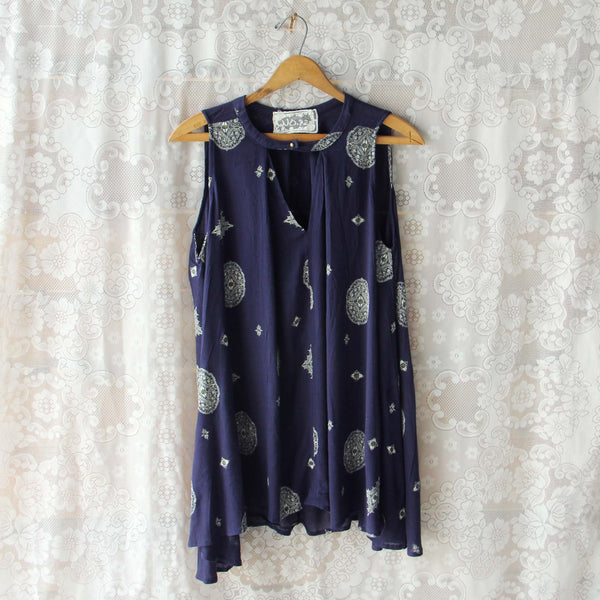 Moon & Stars Tunic: Featured Product Image