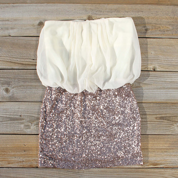 Moonbeam Party Dress: Featured Product Image