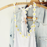 Moonlit Daisy Tank: Alternate View #2