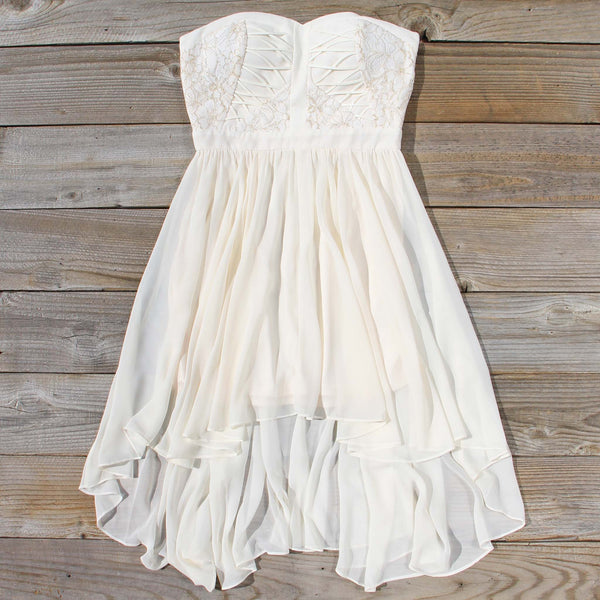 Moonlit Isle Dress in Sand: Featured Product Image
