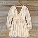 Moonstone Dress in Cream: Alternate View #4