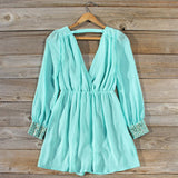 Moonstone Dress in Mint: Alternate View #4
