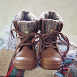 Moose Lodge Booties: Alternate View #2