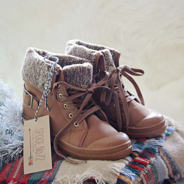 Moose Lodge Booties: Featured Product Image
