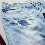 Morrison Distressed Skinnies: Alternate View #2