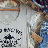 Mountain Camping Tee: Alternate View #2