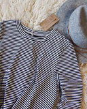 Must Have Stripe Tee: Alternate View #2