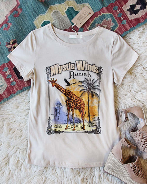 Mystic Winds Ranch Tee: Featured Product Image