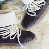 Nanook Snow Boots in Brown: Alternate View #3