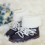 Nanook Snow Boots in Brown: Alternate View #1