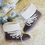 Nanook Snow Boots in Brown: Alternate View #2