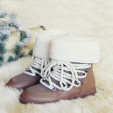 Nanook Snow Boots in Taupe: Alternate View #1