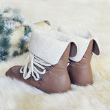Nanook Snow Boots in Taupe: Alternate View #4