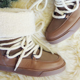 Nanook Snow Boots in Taupe: Alternate View #3