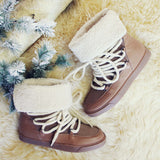Nanook Snow Boots in Taupe: Alternate View #2
