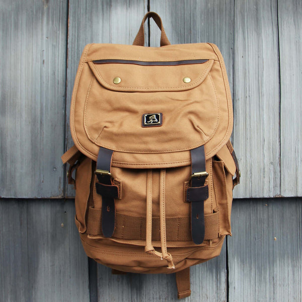 Nanum Falls Backpack in Tobacco: Featured Product Image
