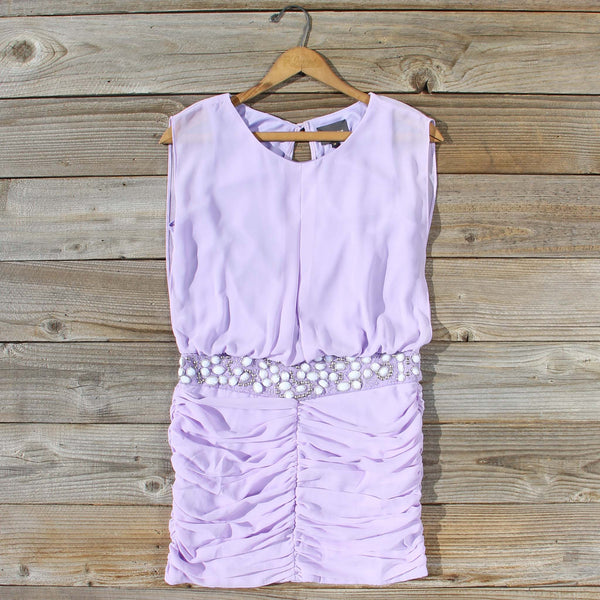 Native Violet Dress: Featured Product Image