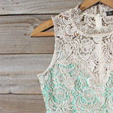 Neptune Lace Dress: Alternate View #2