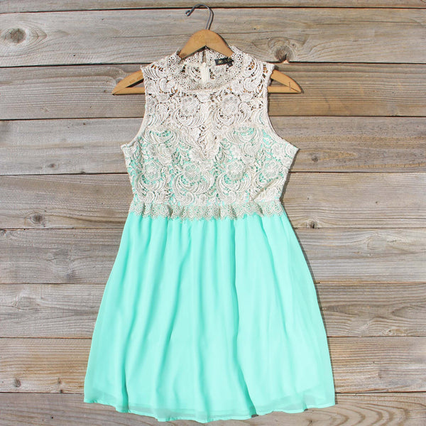Neptune Lace Dress: Featured Product Image