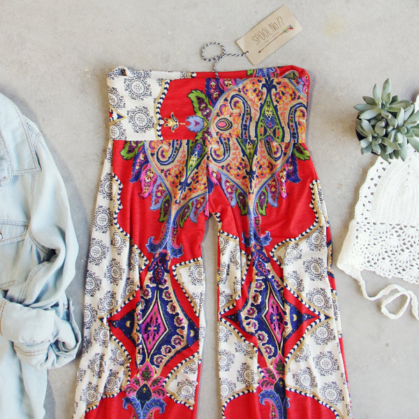 Neroli Palazzo Pants: Featured Product Image