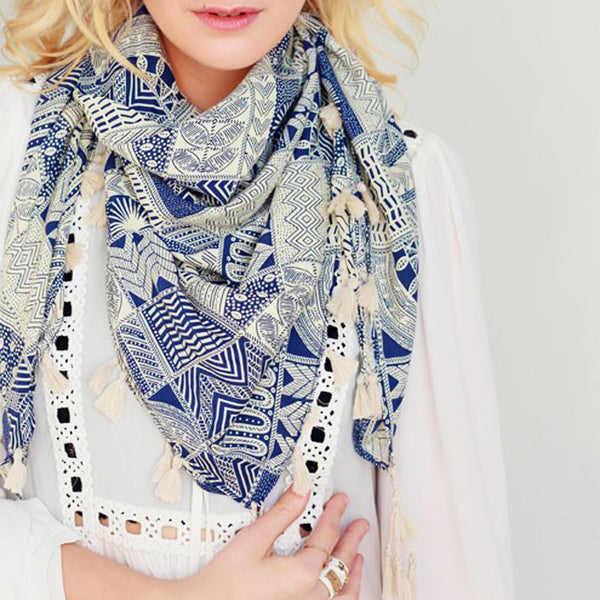 Nile Sands Scarf: Featured Product Image