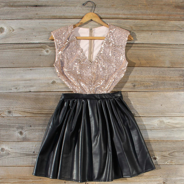 Nordic Dreams Party Dress: Featured Product Image