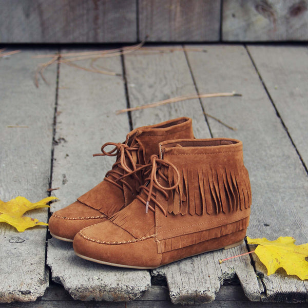 Nordic Frost Booties: Featured Product Image
