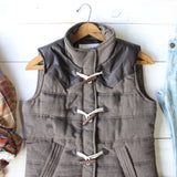 Northlight Toggle Vest: Alternate View #2