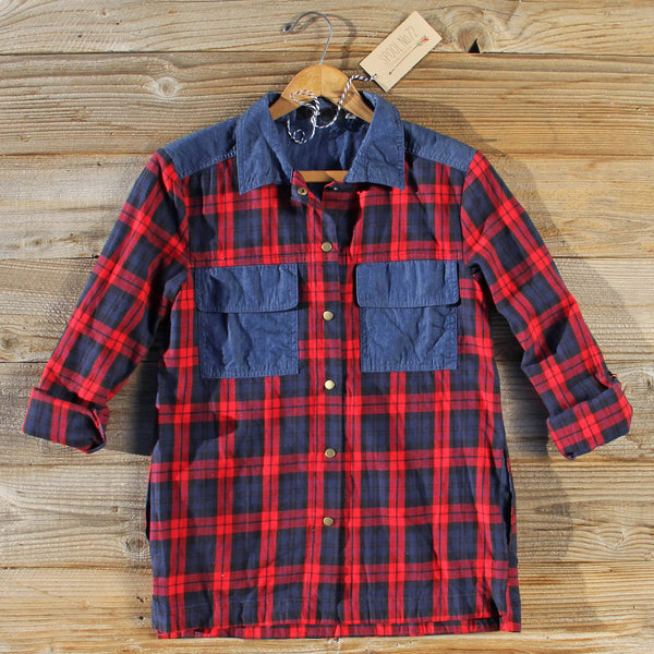 The Northwest Cozy Top: Featured Product Image