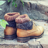 The Nor'wester Boots in Tan: Alternate View #3