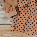 November Dots Romper: Alternate View #3
