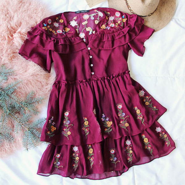 Oak & Bloom Dress: Featured Product Image