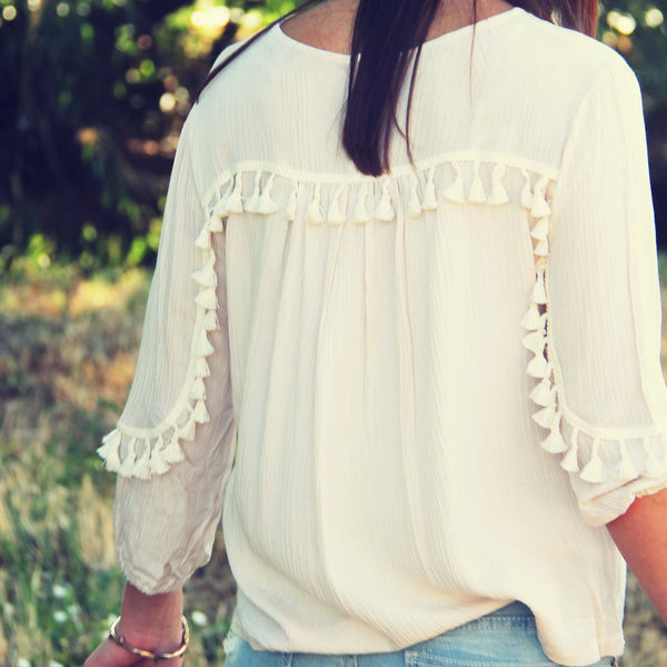 Soul Fringe Top: Featured Product Image