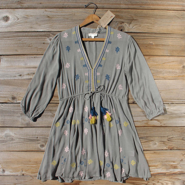 Olive Sky Dress: Featured Product Image