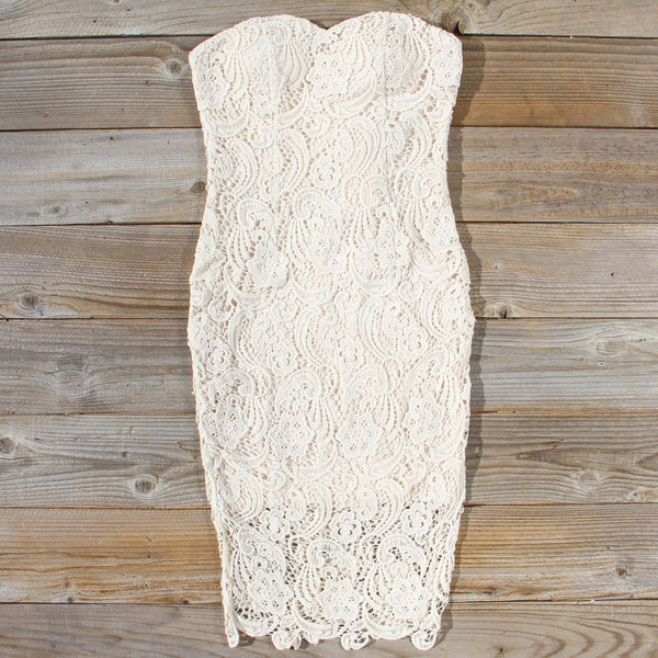 Olivia Lace Party Dress: Featured Product Image